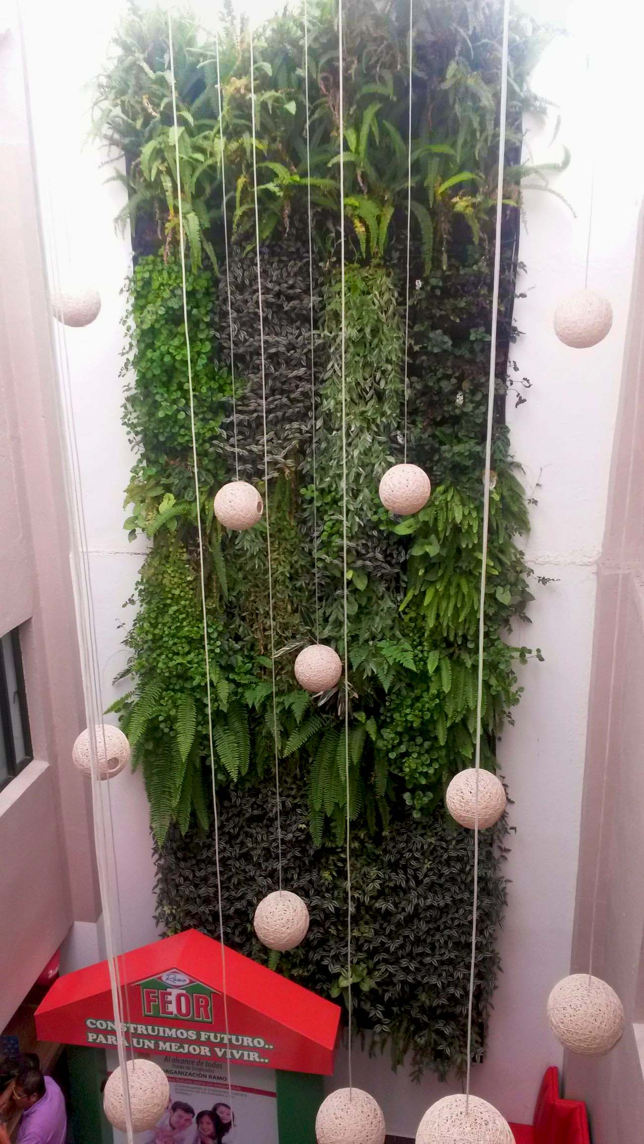 jardines verticales caseros - Jardines Verticales Caseros
